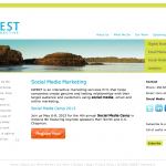 Original bWEST Website